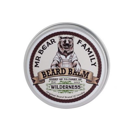 Mr Bear Family - partabalsami, Wilderness 60ml