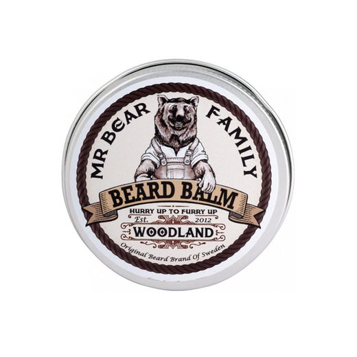 Mr Bear Family - partabalsami, Woodland 60ml