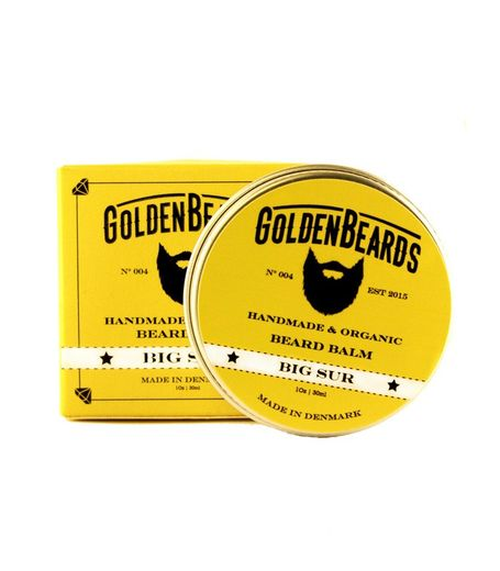 Golden Beards Big Sur - partabalsami - 30ml