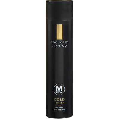 Gold Cool Grey Shampoo 250ml