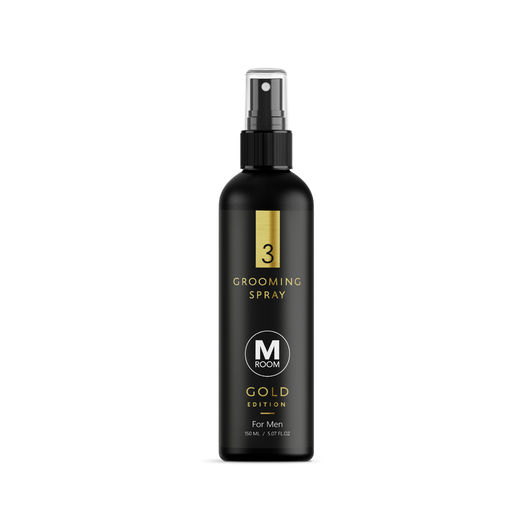 Gold Grooming spray