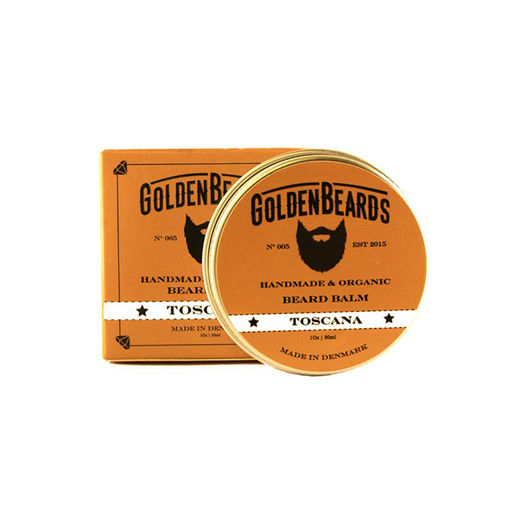 Golden Beards Toscana - partabalsami - 30ml
