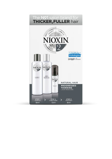 NIOXIN Trial Kit 2 hoitopakkaus -150+150+40ml