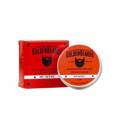 Golden Beards Surtic - partabalsami - 60ml