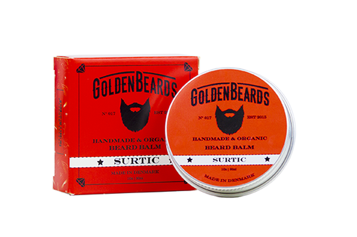 Golden Beards Surtic - partabalsami - 30ml