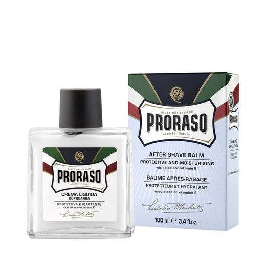 Proraso - aftershavebalsami - aloe - 100ml