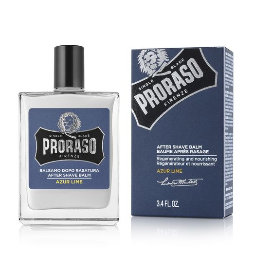 Proraso - aftershavebalsami - Azur lime - 100ml
