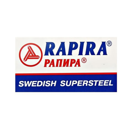 Rapira Swedish Supersteel partaterä - 5 kpl