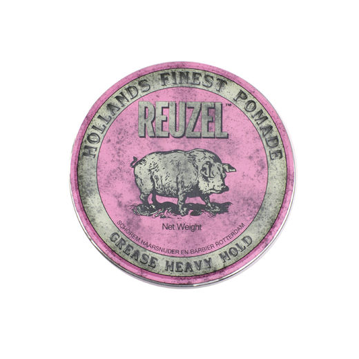 Reuzel Pink Pomade - heavy hold medium shine 113g