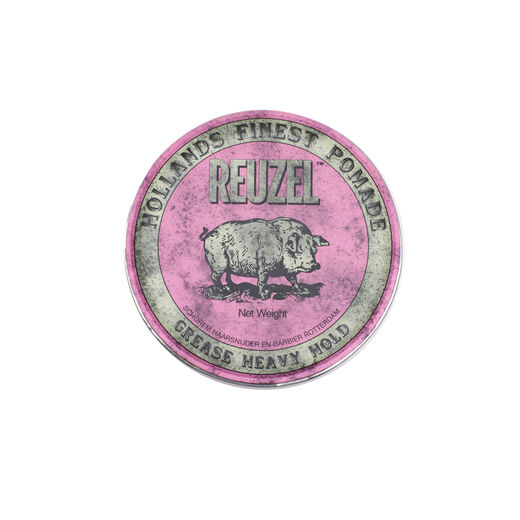 Reuzel Pink Pomade - heavy hold medium shine 35g