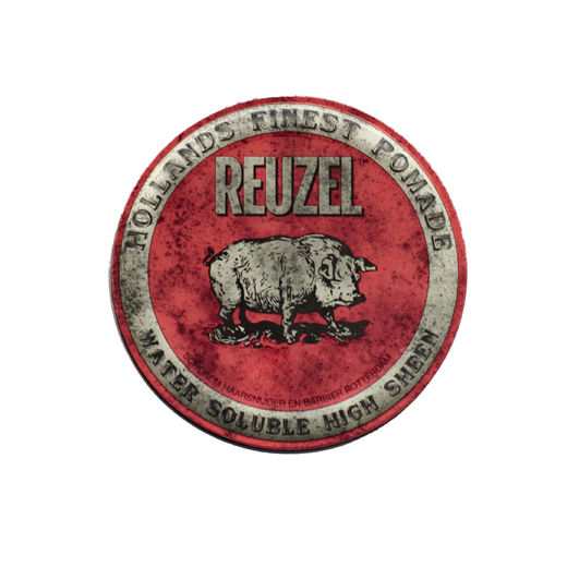 Reuzel Red Pomade - medium hold high shine 113g