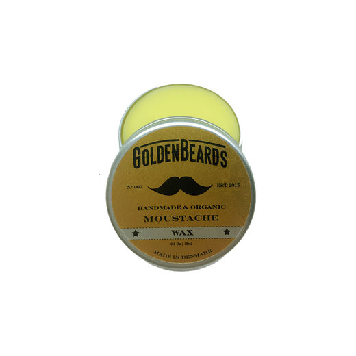 Golden Beards viiksivaha - 15ml